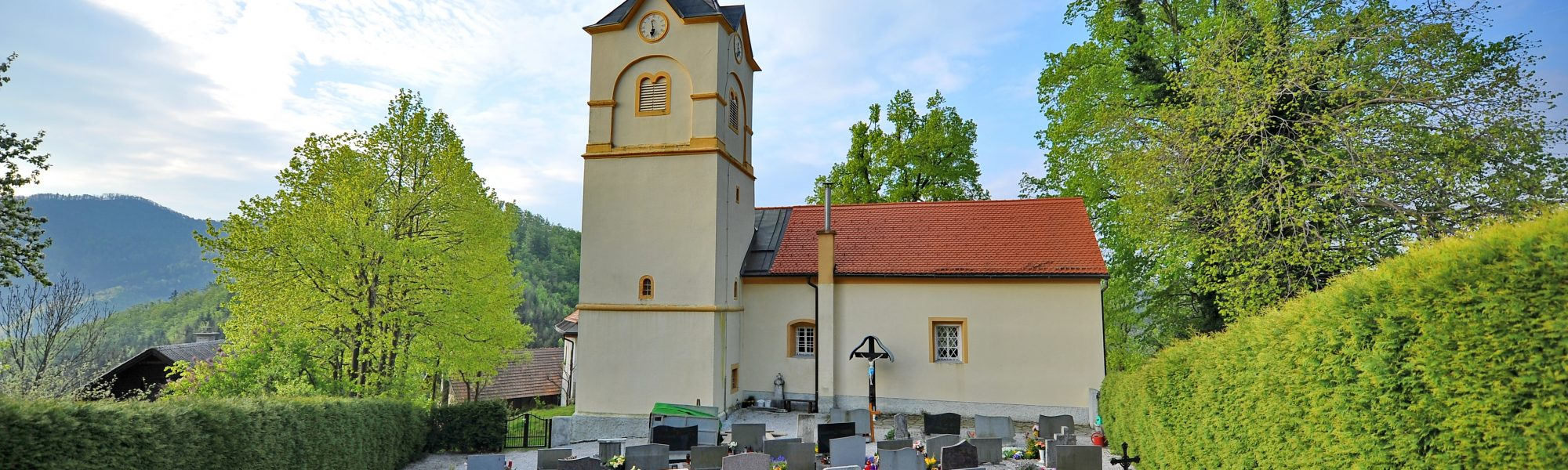 Slider – cerkev Svete Marije Magdalene